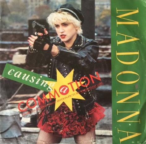 Madonna ‎- Causing A Commotion (7